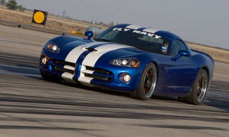 Speed Kings: Hennessey Venom 1000 Twin Turbo Viper