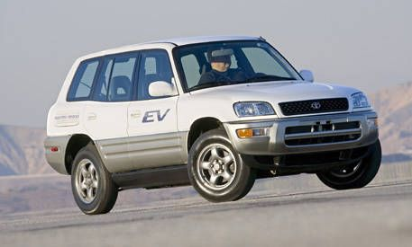 Advertisement   Continue Reading Below. I Delight In Calling The RAV4 EV ...