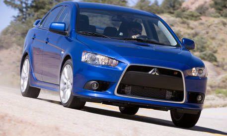 A Time for Turbos Mitsubishi Lancer Ralliart