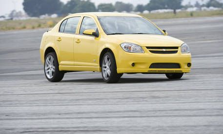 A Time for Turbos: Chevrolet Cobalt SS