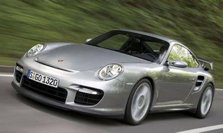 Top 20 New Cars For 2008 Porsche 911 Gt2