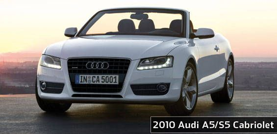 2010 Audi A5s5 Cabriolet