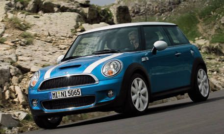The Fast The Frugal Mini Cooper S