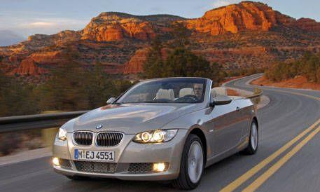 5 Killer Convertibles: BMW 328i
