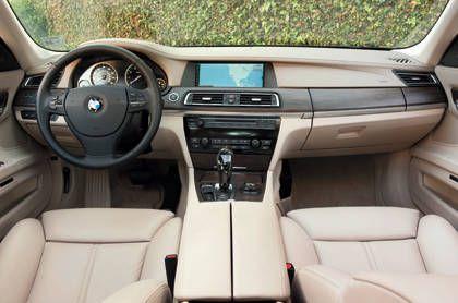 3rd Place - 2011 BMW 750Li