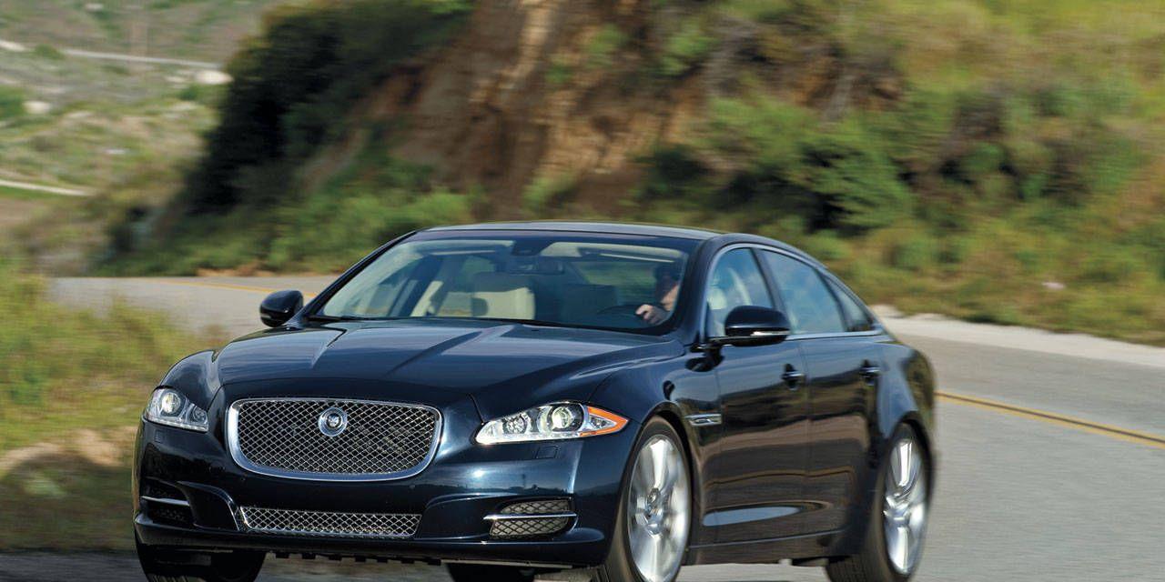 2nd Place 2011 Jaguar Xjl Supercharged