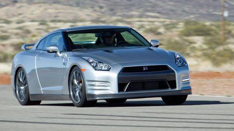 2013 Nissan GT-R Premium Road Test – RoadandTrack.com
