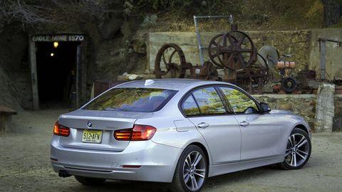 BMW I Sedan - 2012 bmw 328i sedan