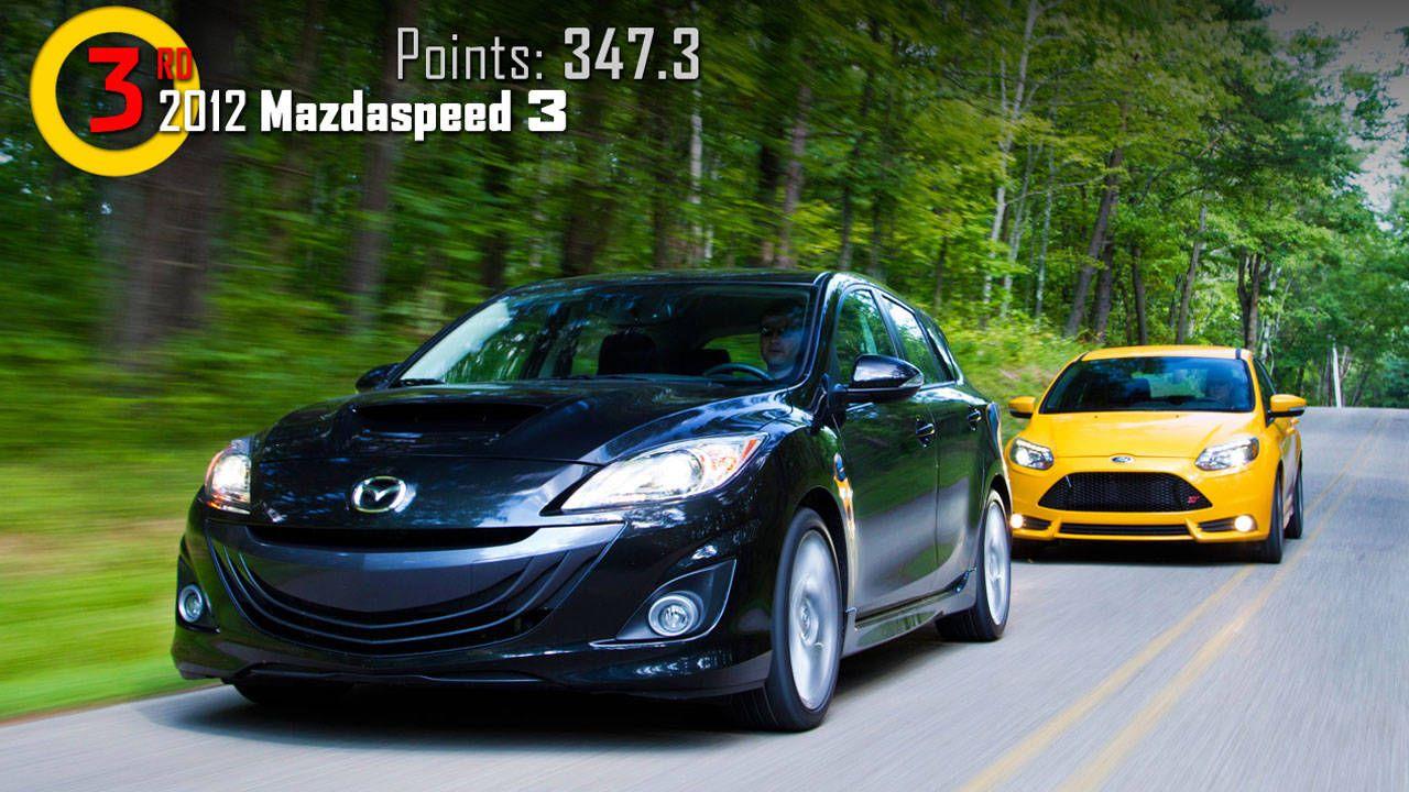 Mazda mazda 3 0-60 : 2012 Mazdaspeed 3