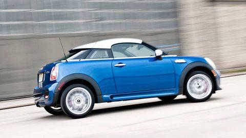 2012 Mini John Cooper Works Coupe