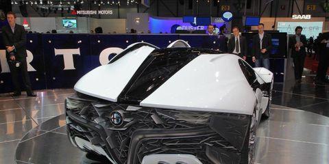 Automotive design, Automotive exterior, Exhibition, Auto show, Bumper, Automotive light bulb, Personal luxury car, Luxury vehicle, Hood, Grille,