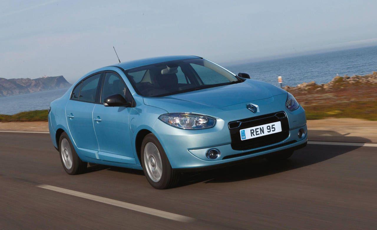 First Drive 2012 Renault Fluence