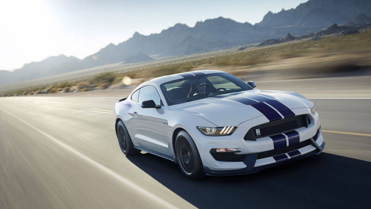 2016 ford mustang shelby gt350 unveiled in los angeles