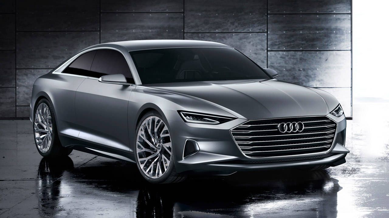 The Audi Prologue concept is the future of Audi design
