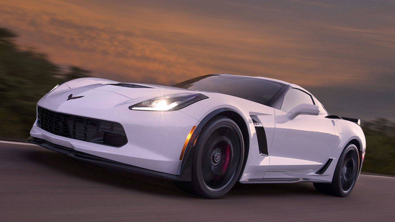 Just a reminder: The new Corvette Z06 sounds amazing