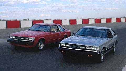 Drive Flasback: 1979 Toyota Celica-Supra