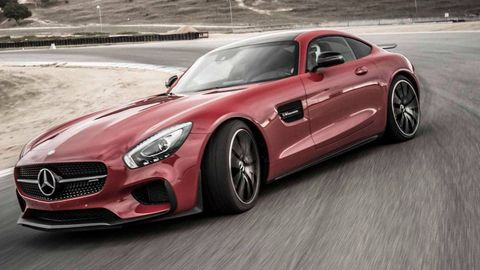 5 things I learned from driving the 2016 Mercedes-AMG GT S
