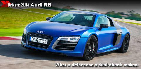 Audi R First Drive New R V And R V Specs RoadandTrackcom - Audi r8 specs