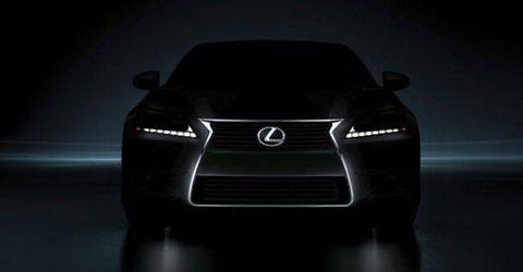 Automotive design, Mode of transport, Vehicle, Car, Automotive lighting, Headlamp, Grille, Logo, Light, Black,