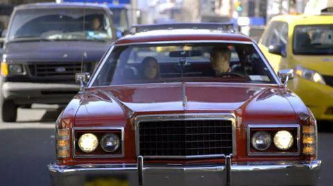 Motor vehicle, Vehicle, Land vehicle, Automotive design, Grille, Automotive parking light, Car, Classic car, Hood, Automotive exterior,