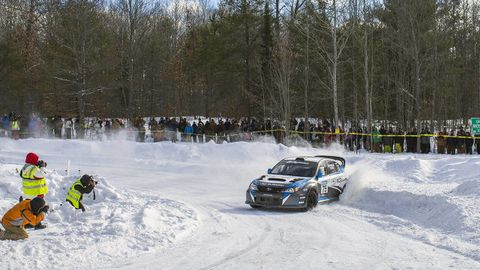 Winter, Vehicle, Land vehicle, Freezing, Car, Motorsport, Snow, Automotive tire, Rallying, Sports,