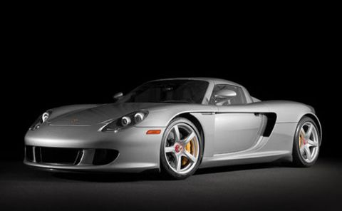 Remember the Carrera GT? It's still better than coffee