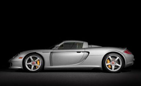 Wanna Buy A 2004 Porsche Carrera Gt Supercar 2012 Monterey Auctions