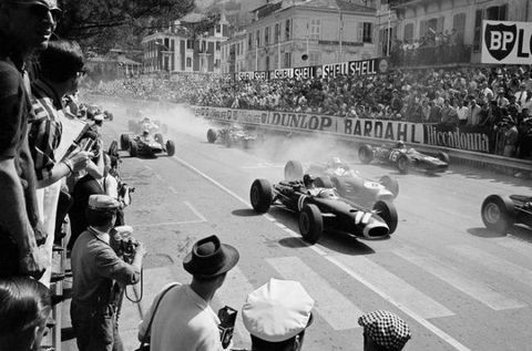 Buy this Monaco photography book and an F1 coffee table
