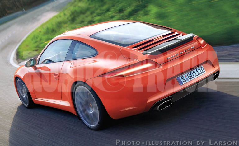 Porsche New And Future Sports Cars - Current sports cars