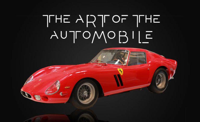 1962 Ferrari 250 GTO \u2013 Ralph Lauren Collection Art of the