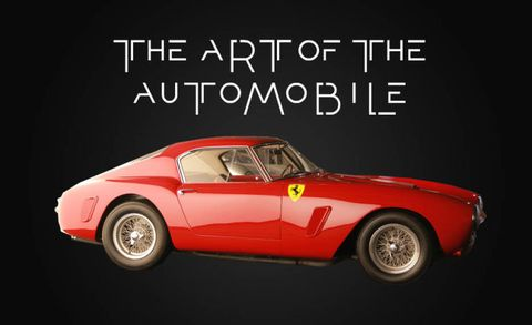 Tire, Wheel, Automotive design, Vehicle, Land vehicle, Automotive lighting, Car, Classic car, Red, Automotive wheel system,