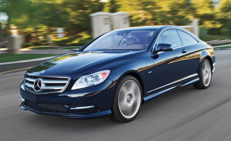 2011 mercedes benz cl550 4matic road test review for Best time of year to buy a mercedes benz