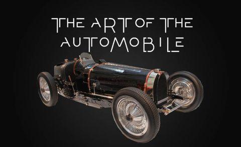 1933 Bugatti Type 59 Grand Prix Car Auto Shows