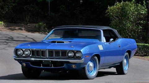 50 617 Cars Sold Ers Went Awol In 1971 When Chrysler Just 16 159 Of Those 108 Were Hemi Cuda Coupes And 11 Convertibles