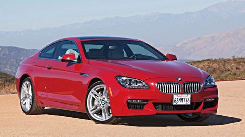 2012 BMW 650i Coupe First Drive Review –RoadandTrack com
