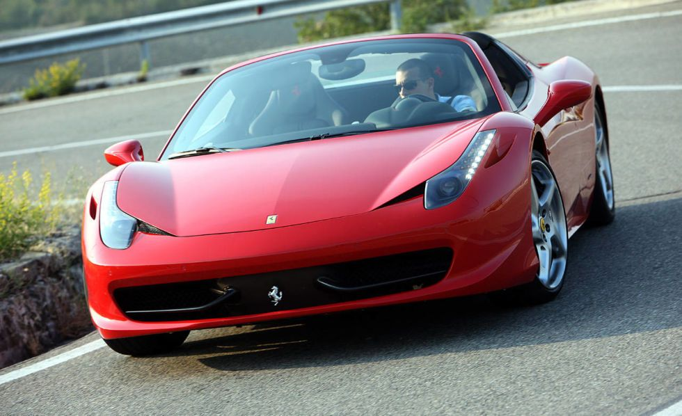 Perfect Ferrari 458 Spider