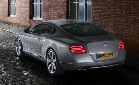 Mode of transport, Automotive design, Vehicle, Land vehicle, Bentley, Car, Brick, Rim, Fender, Personal luxury car,