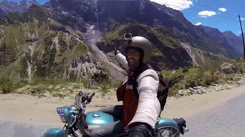 GoPro Screencap Moto Jaipur