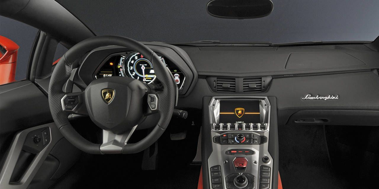 Slideshow: Road Couture! Ferrari F12 vs. Lamborghini Aventador