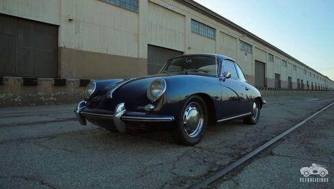 Million Mile Porsche 356