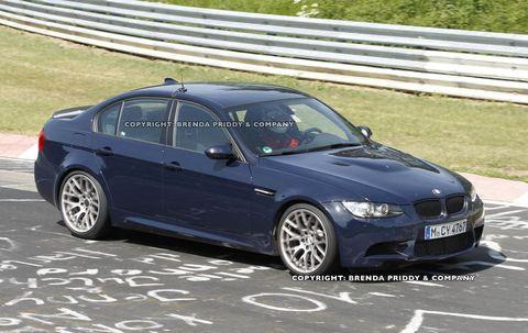 2012 BMW M3 GTS/Evo Sedan
