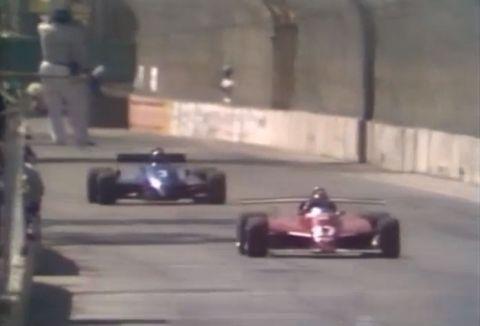 Watch Lauda rock Long Beach in this 1982 American F1 race