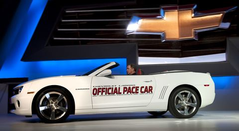 Who Should Drive The Indy 500 Pace Car