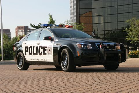 2011 Caprice Police Patrol Vehicle No You Cant Have One