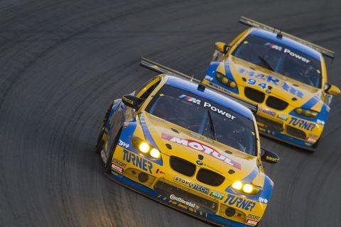 Turner Motorsport's M3s