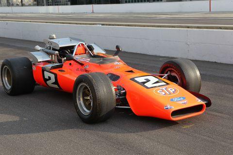 Scott Clark Nissan >> Thirty-Three Indy 500 Winners!