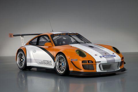 Porsche 911 GT3 Hybrid, Version 2.0, Races This Weekend