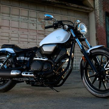 """<span style=""""font-size:11pt&#x3B;""""><strong>Base Price:</strong></span> $7990<br /><br />The Japanese bikemakers are never shy about emulating American cruisers, but this time Star (Yamaha's cruiser division) has not only cloned the legendary Harley-Davidson Sportster but in many ways made it better. The new Bolt is an entry-level cruiser bike that targets the Harley Iron 883. But the Bolt's 942-cc twin delivers more torque, so it's probably slightly quicker than the Harley. There's more suspension travel, as well, so there's a definitive ride quality advantage too. And at just under eight grand, the Bolt costs about $400 less than the Iron 883. It's one of the best deals out there for an affordable, classically styled cruiser.<br /><br />"""