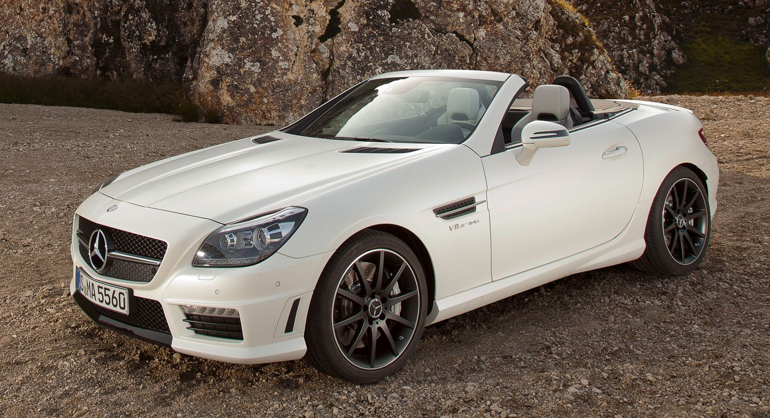 The Most Powerful SLK Ever!