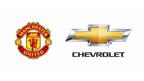 Chevy Signs Seven-Year Deal with Manchester United